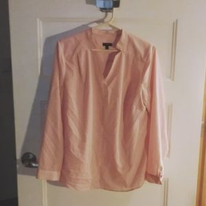 71. pink blouse, basics